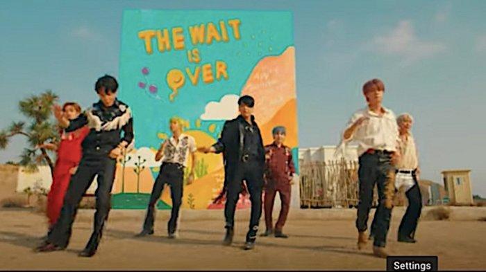 Lirik Lagu Permission To Dance BTS, Bisa Jadi Panduan Sambil Lihat Video Klipnya