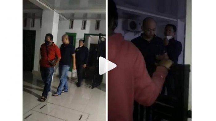 VIRAL! Polisi Jemput Terduga Pelaku Penganiayaan Perawat RS Siloam, Netizen: Panik Enggak? Panik Lah