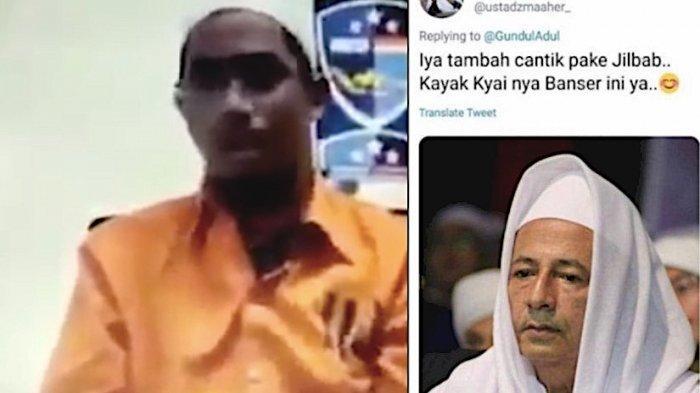 Video Ustaz Maaher Minta Maaf Pada Habib Luthfi : Saya Gak Benci, Saya Mencintai Beliau