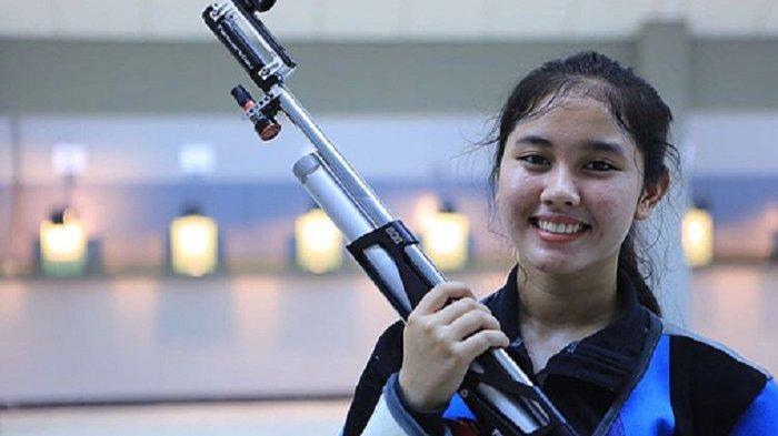 Gagal Lolos Olimpiade Tokyo 2020, Vidya Rafika Rahmatan Toyyiba Masih Harus Belajar dari Pengalaman