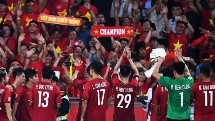 Kalahkan Malaysia 1-0 Vietnam Juarai Piala AFF 2018