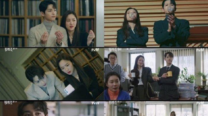 3 Chemistry dalam Drama Korea Vincenzo Layak Ditonton dan Jadi Nomor Satu