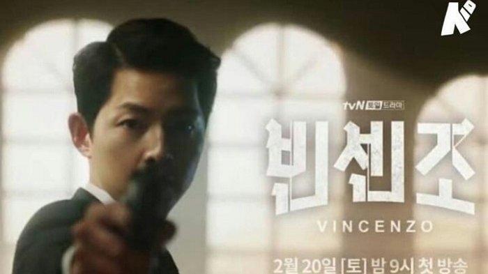 Permen Produk Indonesia Kopiko Muncul dalam Drakor Vincenzo Dibintangi Song Joong Ki