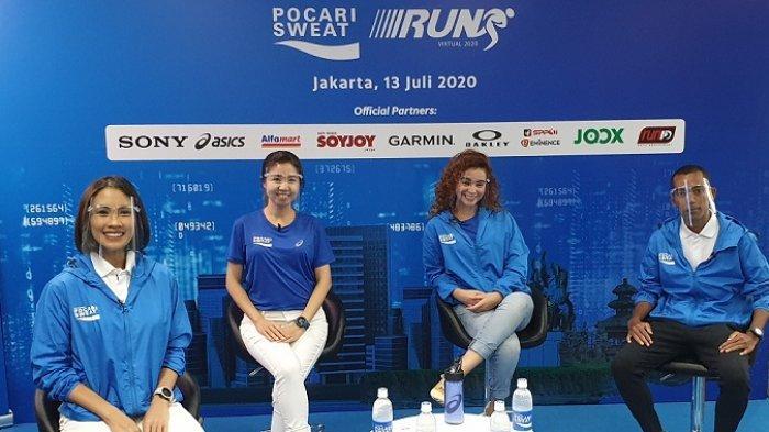 Pocari Sweat Run Virtual 2020 Targetkan 4.000 Peserta, Ini Kategori serta Waktu dan Cara Daftarnya