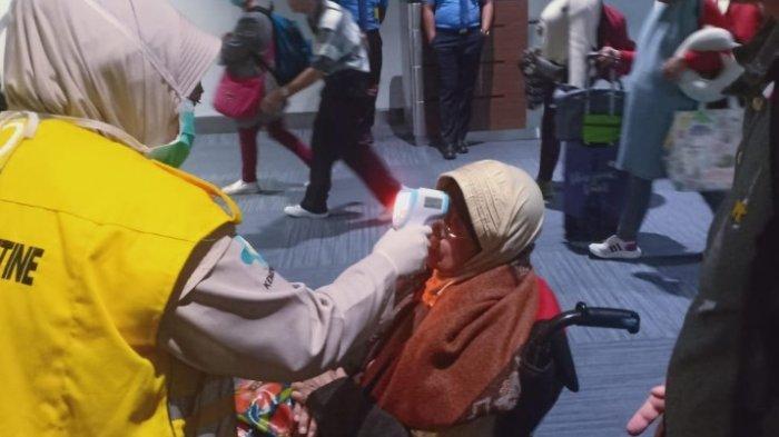 Virus Corona Mewabah, Ini Hasil Pemeriksaan Terhadap Penumpang Bandara Soetta