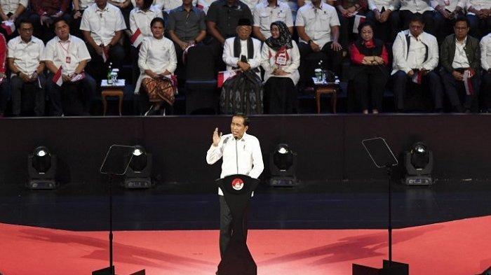 Ini Janji Lengkap Presiden Terpilih 2019-2024 Joko Widodo Lima Tahun Kedepan
