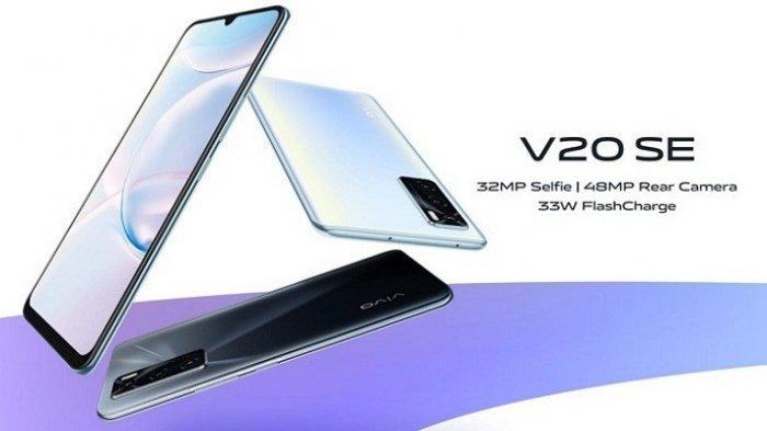 Lebih Murah Rp 1 Juta dari V20, Ini Berbagai Fitur Unggulan Vivo V20 SE dan Perbedaan Spesifikasinya