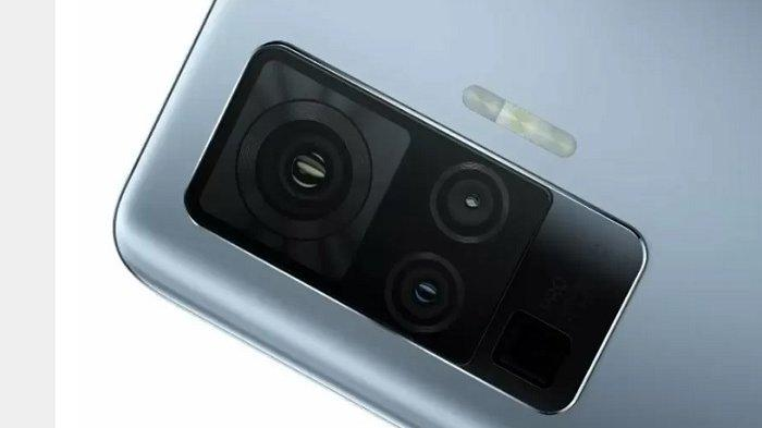 Kamera utama Vivo X50