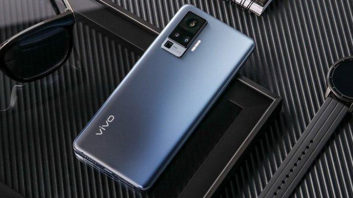 Vivo X50 Pro, ponsel flagship Vivo dengan teknologi kamera gimbal dipastikan hadir di Tanah Air.