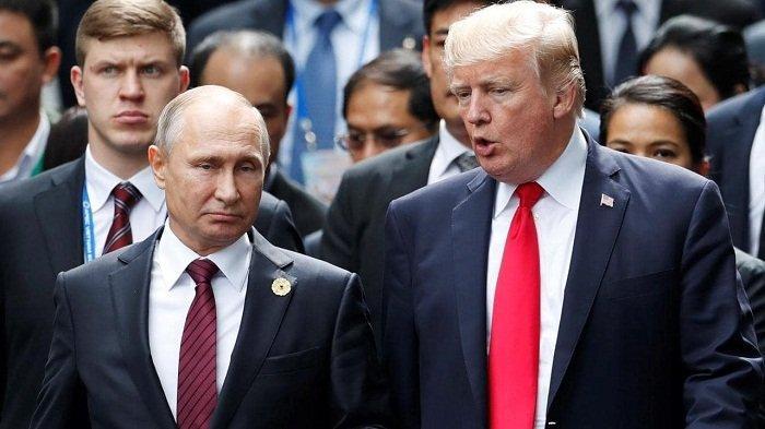 Donald Trump Disebut sebagai Agen Rusia, Ini Reaksi Moskwa