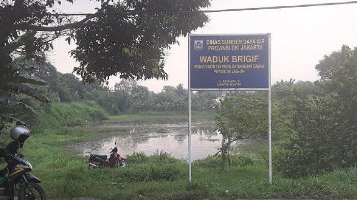 Diyakini Solusi Cegah Banjir di Jakarta Selatan, Waduk Brigif Masih Terbengkalai, Kapan Dibangun?