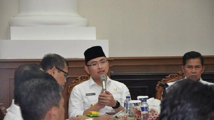 Wagub Banten Desak Penyelesaian Kawasan Penunjang Wisata Banten Lama Dipercepat