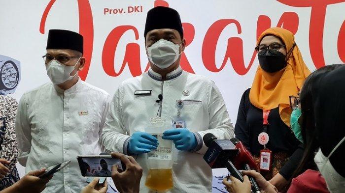 Cerita Wagub Ariza Setelah Tiga Kali Gagal, Akhirnya Berhasil Donor Plasma Konvalesen