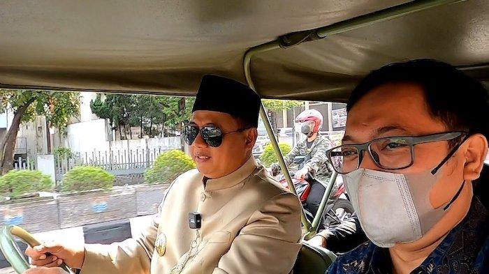 Eksklusif Bersama Wagub Jawa Barat Bicara Mobil, Silsilah Keluarga, dan KH Khoer Affandi