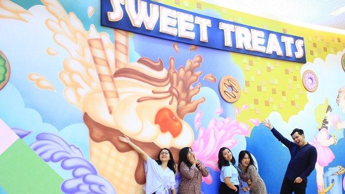 Wahana Makanan Pencuci Mulut Ada di Kota Bekasi