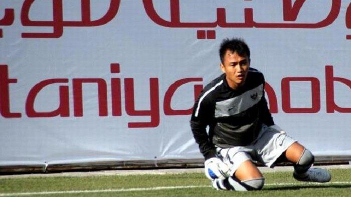 Dapat Kabar Liga 1 Kembali Bergulir, Kiper Bhayangkara FC Ini Langsung Giat Berlatih