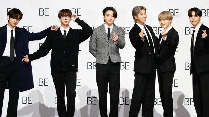 HORE Personel BTS Korea Selatan Bebas Wajib Militer hingga 2022, Ini  Penjelasan Pejabat Militer
