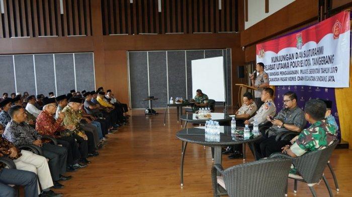 Pilkades Tangerang Ada Potensi Gesekan, Polisi Bakal Tindak Tegas yang Buat Kekacauan