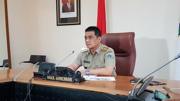 DKI Dukung Saran Luhut Soal 75 Persen Warga WFH Untuk Mengantisipasi Lonjakan Kasus Covid-19
