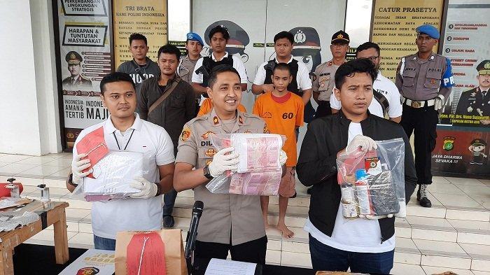 Awas, Ada Rp 300 Juta Uang Palsu Beredar di Kota Tangsel Sejak 2 Tahun Lalu, Pecahan Rp 100.000