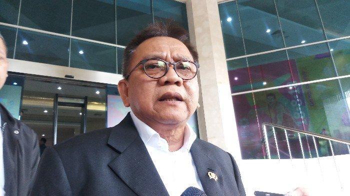 Soal Wagub DKI, Taufik Gerindra Bilang Gubernur Tak Punya Kewenangan