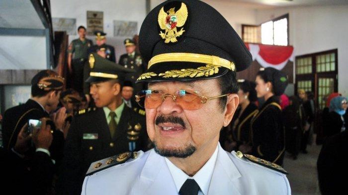 Wakil Wali Kota Solo Positif Virus Corona, Achmad Purnomo Sempat Rapat Paripurna dan Bertemu Jokowi