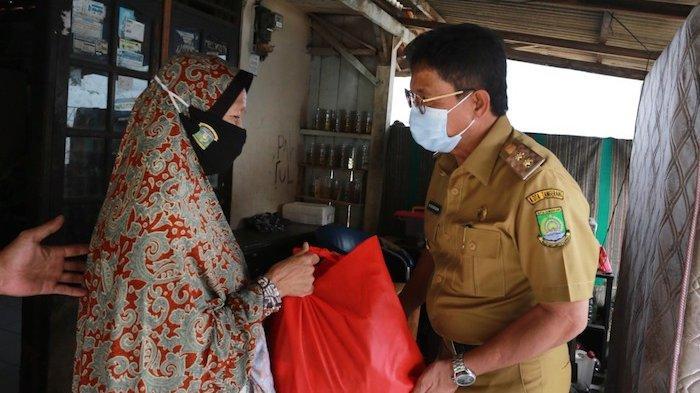 Pemkot Tangerang Berikan Bantuan Permakanan Bagi Penyandang Disabilitas