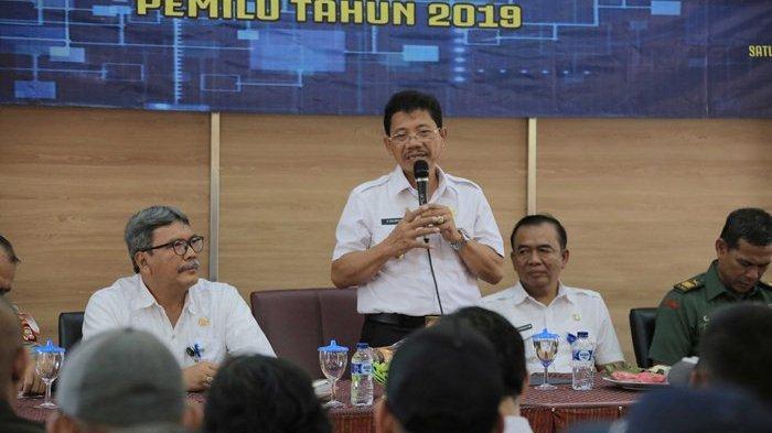 Kota Tangerang akan Terjunkan 1500 Anggota Satlinmas Amankan Pilpres 2019