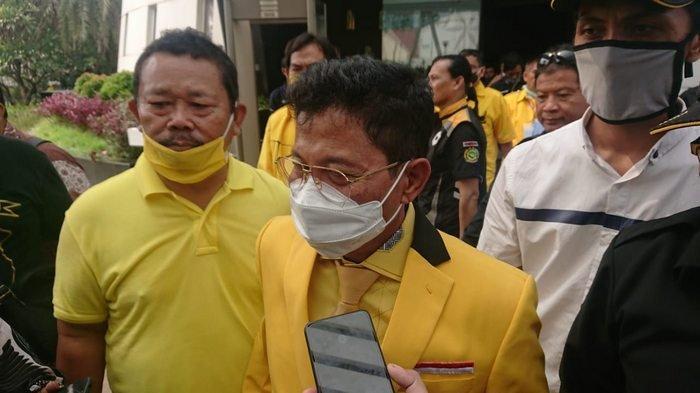 Anaknya Terjerat Narkoba, Wakil Wali Kota Tangerang Sachrudin: Doakan Saja