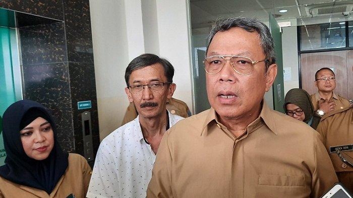 Dua Pejabat Tangsel Bertarung di Pilwalkot, Wawali Ben Sindir Sekda Muhammad yang Belum Ajukan Cuti