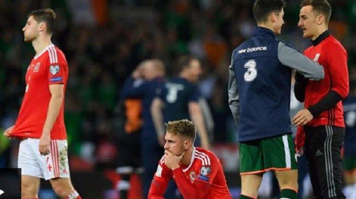 Wales Gagal Melaju ke Piala Dunia 2018