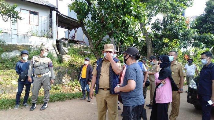 Banjir di Bekasi, Wali Kota Rahmat Effendi Susuri Kali Cakung Buat Bangun Polder