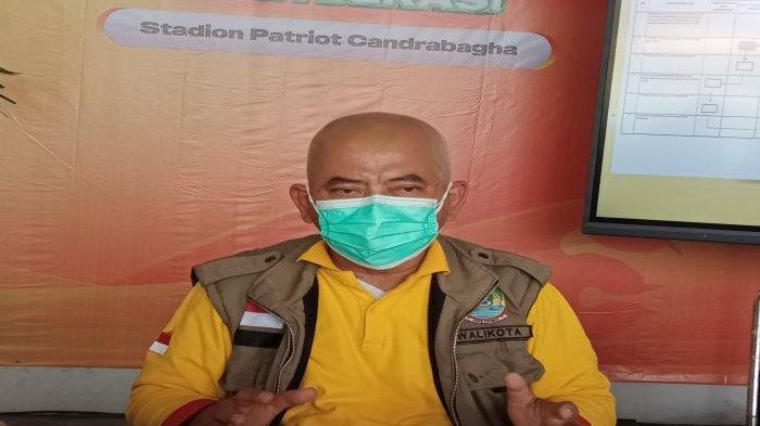 Perpanjangan PPKM Level 4, Kota Bekasi Masuk Kategori Rawan, Ada 7.960 Kasus Aktif Covid