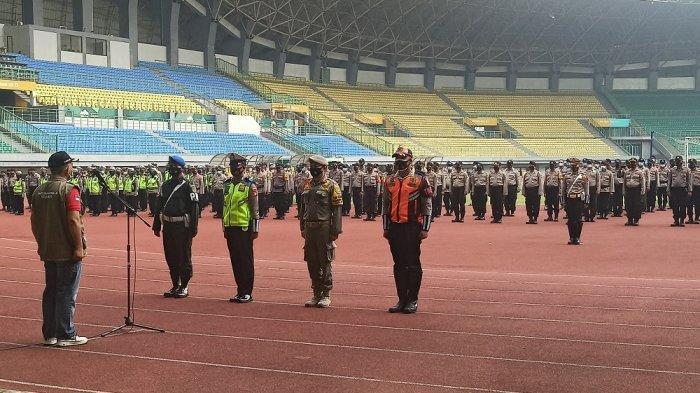 Cegah Mudik Lebaran, 350 Personel Gabungan Jaga Tujuh Cek Poin & Penyekatan Kota Bekasi