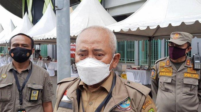 Rahmat Effendi Panik Lihat Grafik Lonjakan Kasus Covid-19 di Kota Bekasi