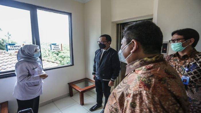 Kota Bogor Dapat Apresiasi dari Ridwan Kamil Soal Ketirisan Ruang Perawatan Covid-19 di Rumah Sakit
