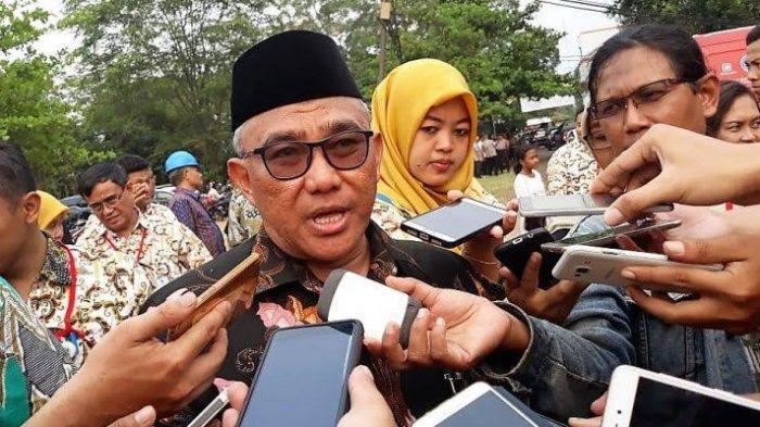 Walikota  Depok Bentuk Tim Khusus Penanganan Bencana Pohon Tumbang