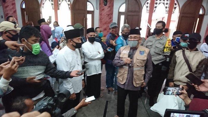 Pemerintah Berlakukan Pembatasan Sosial Kampung Siaga di 31 RW di Kota Depok