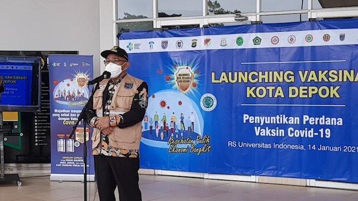 Gara-gara Sampah, Wali Kota Depok Mohammad Idris Rapat dengan Gubernur DKI Jakarta Anies Baswedan