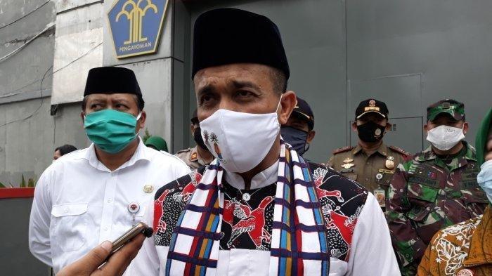Kasus Terkonfirmasi di Jakarta Timur Capai 11 Ribu, Wali Kota:Warga Belum Patuh Protokol Kesehatan
