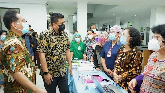 Bobby Nasution Minta Maaf Kepada Para Tenaga Kesehatan, Apa Penyebabnya?