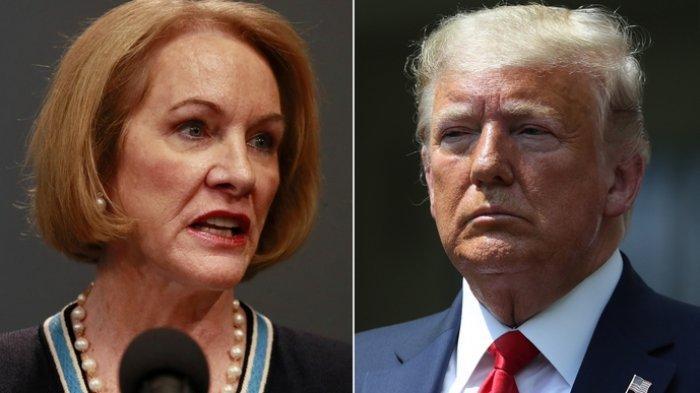 Wali Kota Perempuan Meledek Presiden Trump: Balik Aja Kamu ke Bunker
