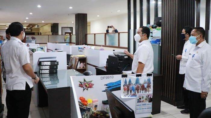 PPKM Darurat,  Pejabat Eselon 2 dan 3 Pemkot Tangerang Tetap Harus di Kantor dan Lapangan