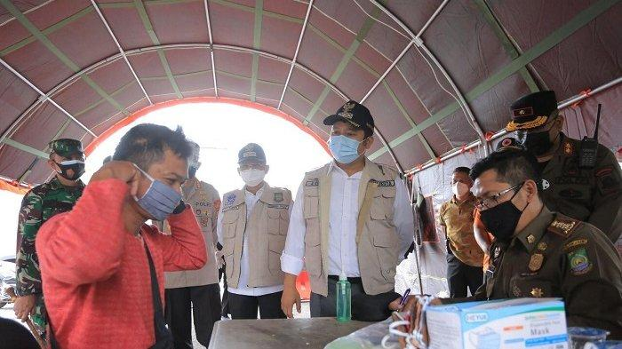 PPKM Kota Tangerang Diperketat, Puluhan Orang Melanggar Protokol Kesehatan Terjaring Petugas