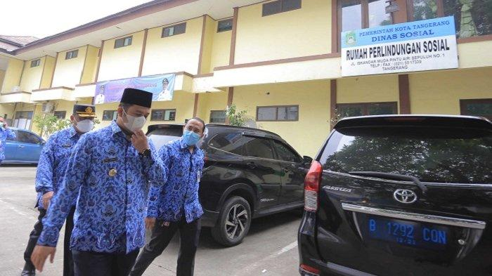 Kasus Penyebaran Covid-19 di Kota Tangerang Mengganas, RPS Dinsos Kembali Dioperasionalkan