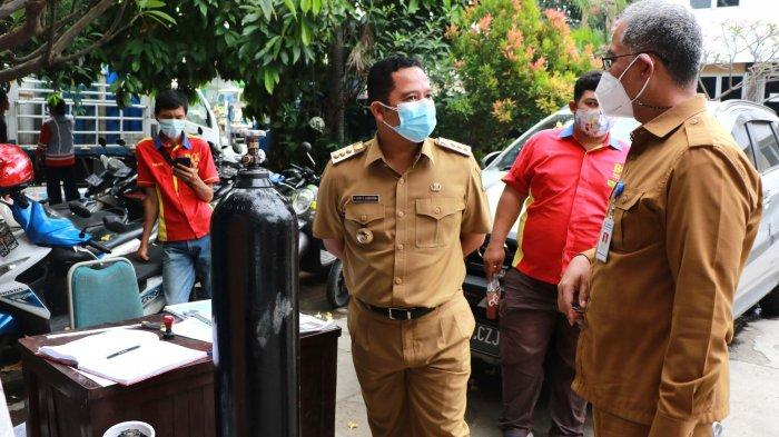7.800 Warga Jalani Isolasi Mandiri, Wali Kota Tangerang Lapor ke Gubernur Butuh Oksigen dan Obat