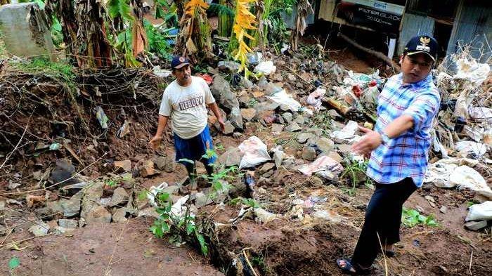 Sebanyak 294 Titik Banjir Surut, 5 Orang Tewas di Tangerang