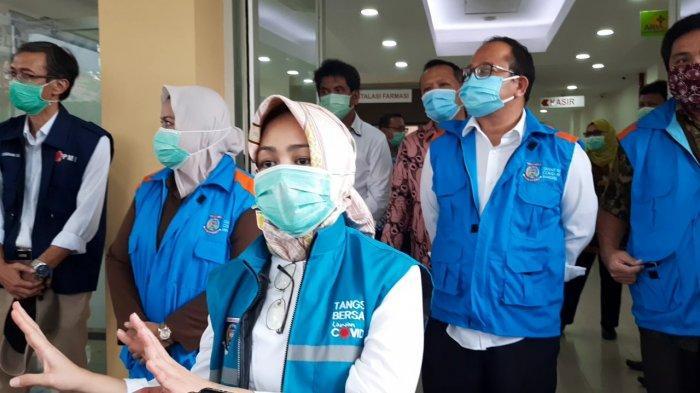 Perpanjang PSBB Kota Tangsel, Airin Larang Penyelenggaraan Shalat Ied