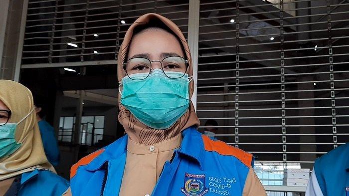 Airin Rachmi Diany Turun Gunung Bantu Tangani Lonjakan Kasus Covid-19 di Tangsel