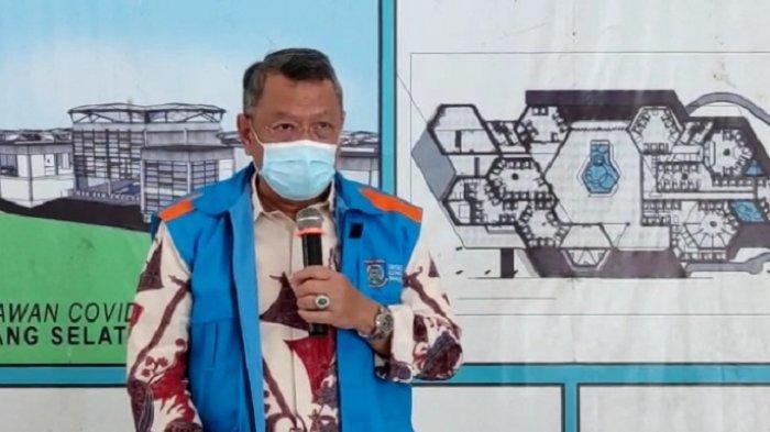 Laju Penyebaran dan Penularan Covid-19 di Kota Tangsel Berhasil Ditekan? Begini Kata Benyamin Davnie
